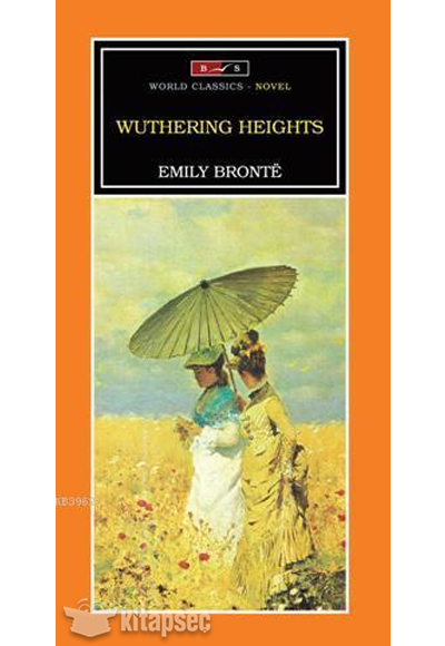 an analysis of the characters in the novel wutherind heights by emily bronte 529 quotes from wuthering heights: 'he's more myself than i am whatever our souls are made of, his and mine are the same.