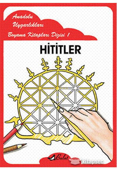 Anadolu Uygarlıkları Boyama Kitapları 1 Bulut Yayınları 9789752863576
