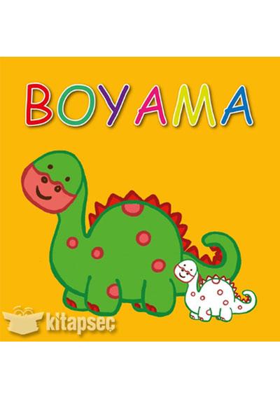 Boyama Dinazor Net Kitap Yayınları 9786051243658