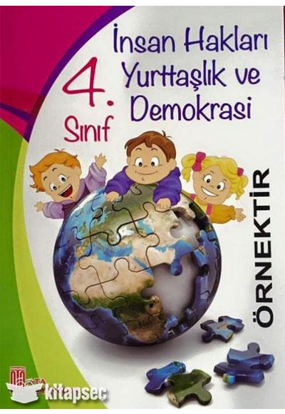 4 Sınıf Insan Hakları Yurttaşlık Ve Demokrasi Ata Yayıncılık